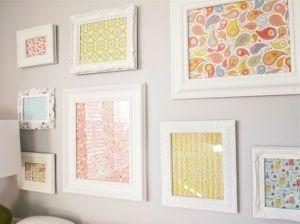 Crafts | Framed | fabric
