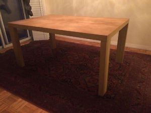 BARELY USED 6 PERSON DINING TABLE ORIGINALLY FROM HOMESENSE Mississauga Peel Region Toronto