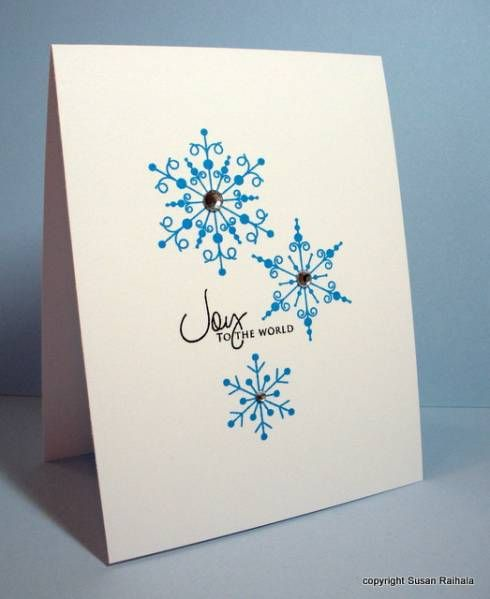 Snowflakes (try with Endless Wishes)
