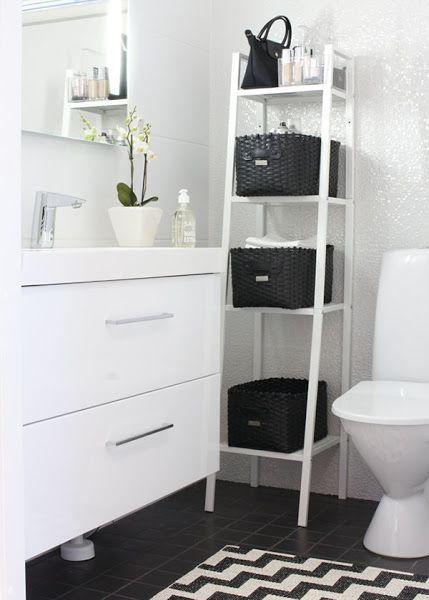 Tips para baños pequeños