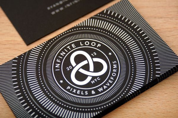 Infinite Loop Branding by Alexa Wright, via Behance