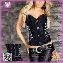 Black Strapless Bustier Fat Women Sexy Lingerie  Best Buy follow this link http://shopingayo.space
