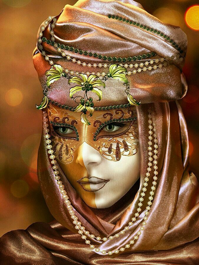 Joli masque...pour Venise...