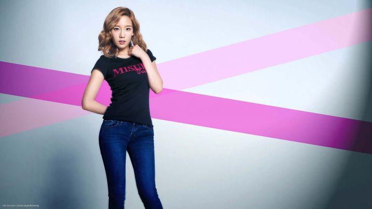 Taeyeon SNSD sexy Wallpaper