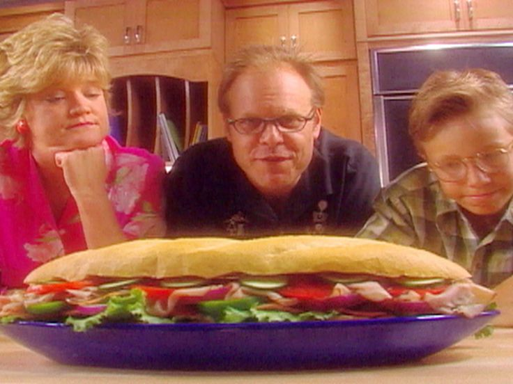 Get this all-star, easy-to-follow Pan Bagnat recipe from Alton Brown