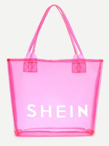 Best 25  Clear tote bags ideas on Pinterest
