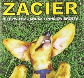 Zacier - Niedźwiedź Janusz i inne zwierzęta [CD]  Sklep: http://www.sprecords.pl/muzyka/zacier-niedzwiedz-janusz-i-inne-zwierzeta-cd_p_141.html  Cena: 27,99 PLN