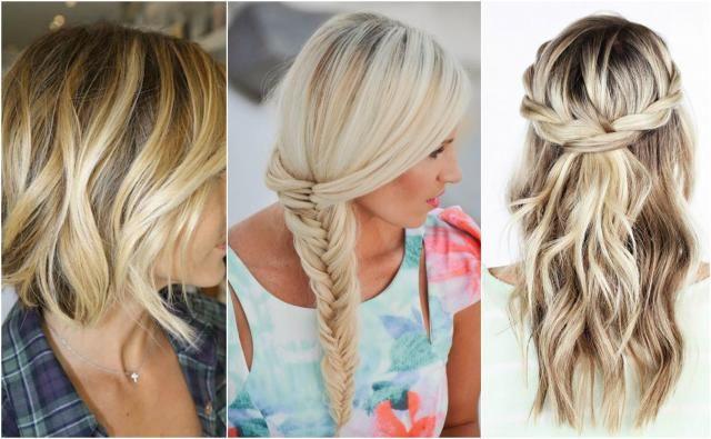 Włosy jasne - jaka fryzura będzie idealna?