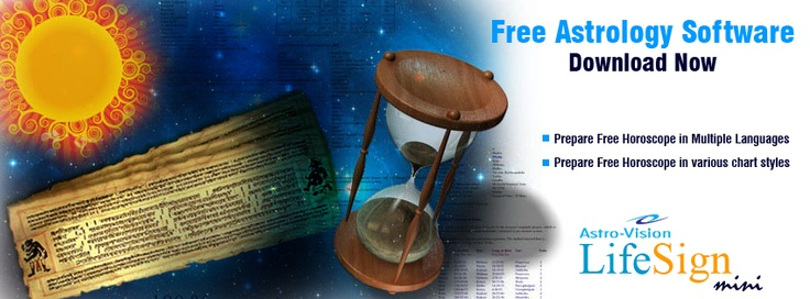 Download free astrology software and prepare Free Horoscope Reports in various chart styles.
