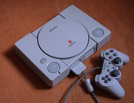 Who remember this play station?