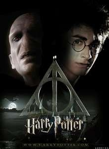 harry potter Part 2 deathly hallows