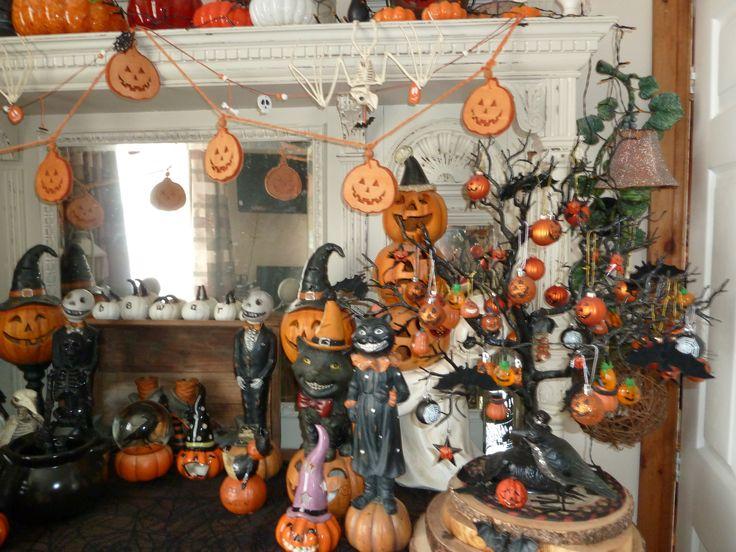 My Halloween dresser