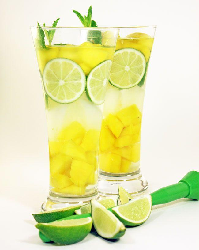 mango water weight loss