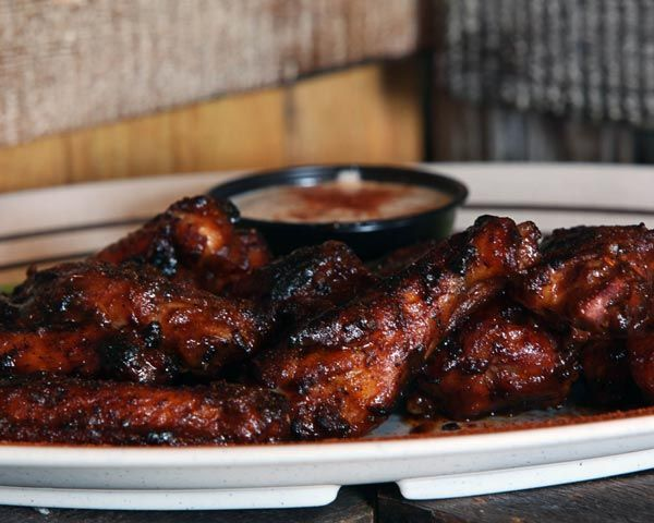 Home-Schooled BBQ Chicken Wings | Recipe