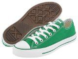 Converse Chuck Taylor All Star Lo Top Kelly Green Canvas Shoes