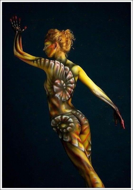 Stunning - Stunning Full Body Tattoo Designs