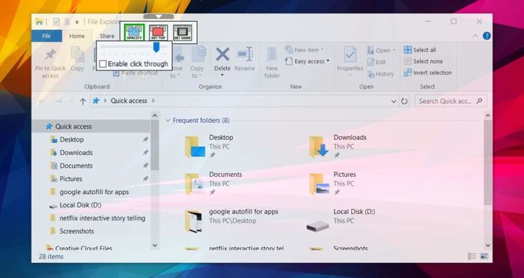 How To Add Transparency To Any Window And Pin It On Top