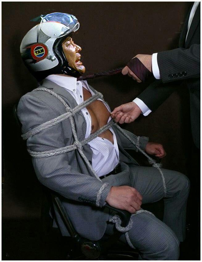帰ってきたウルトラマン 乳首を弄りまくる加藤隊長 特撮ヒーロー陵辱劇場へようこそ