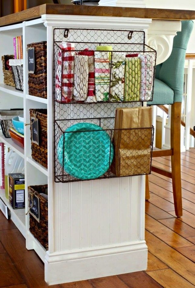 16 Ways To Work Around Little No Counter Space In Your Kitchen Ideas For Small Spaces DesignDiy Storage