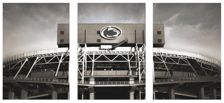 Paulson Designs - Penn State Beaver Stadium Available at The Family Clothesline & www.pennstateclothes.com