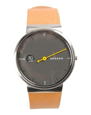 #Skagen denmark orologio da polso uomo Antracite  ad Euro 169.00 in #Skagen denmark #Uomo orologi orologi da polso