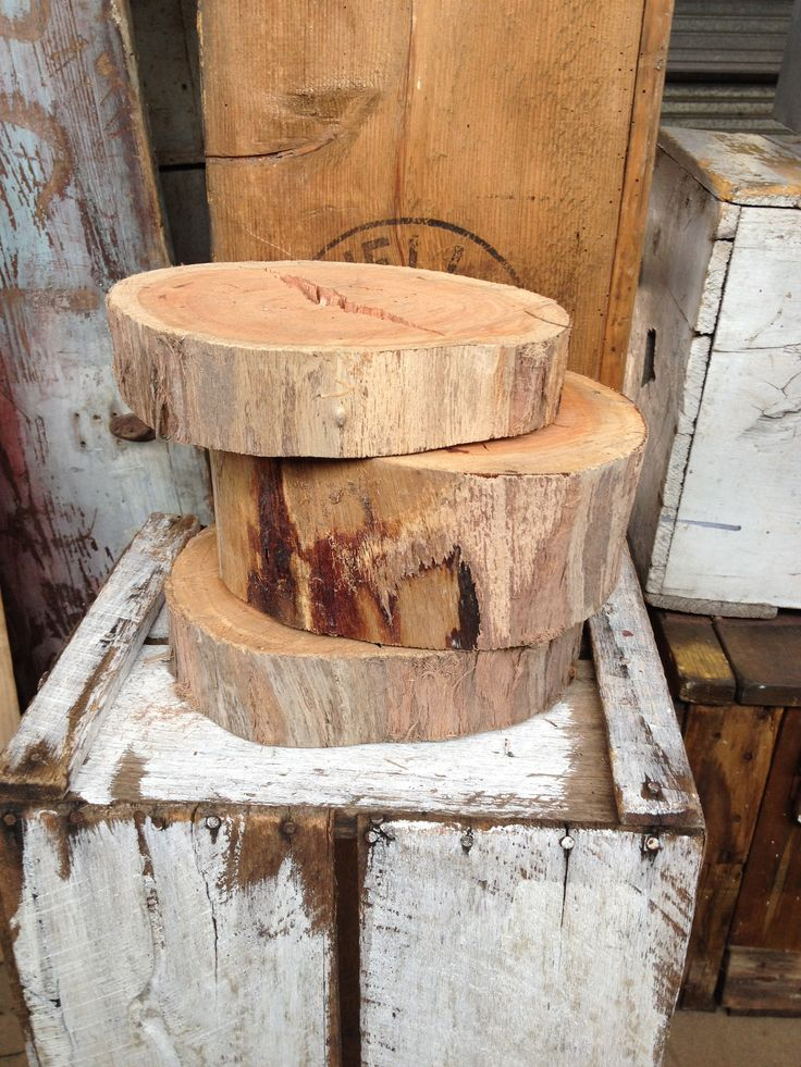 SMALL TREE TRUNK BOARDS $15 EACH