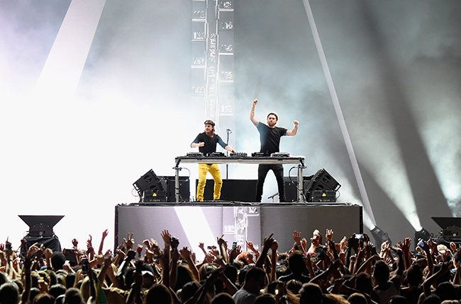"Upbeat Feel Good Song #50: Axwell & Ingrosso - ""Something New (Robin Schulz Remix)"" (2015)"