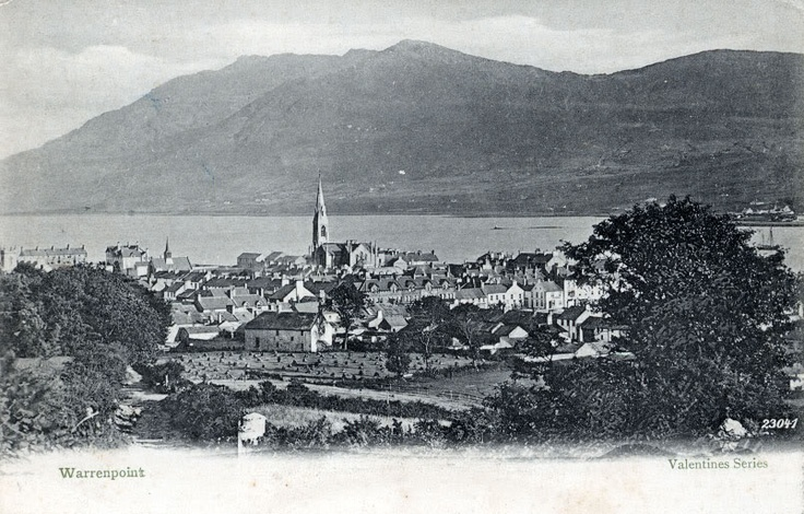 old photograph of Warrenpoint