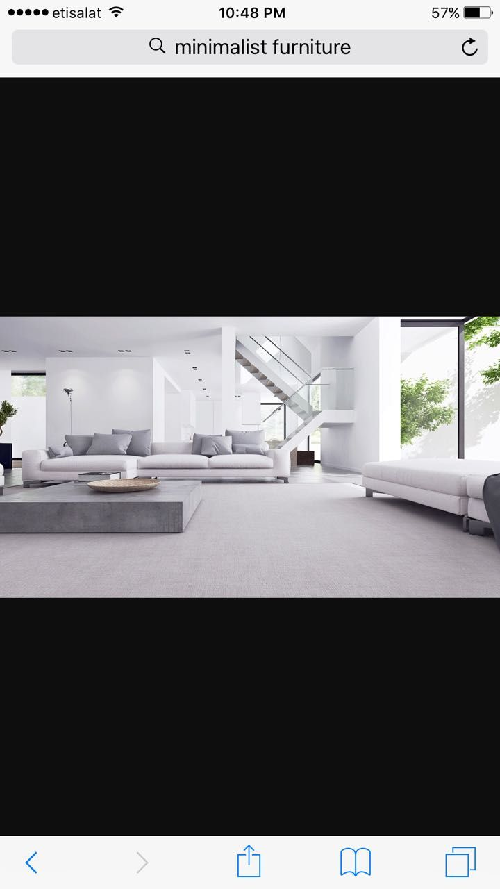 Minimalist Interior Designs That You Need To See