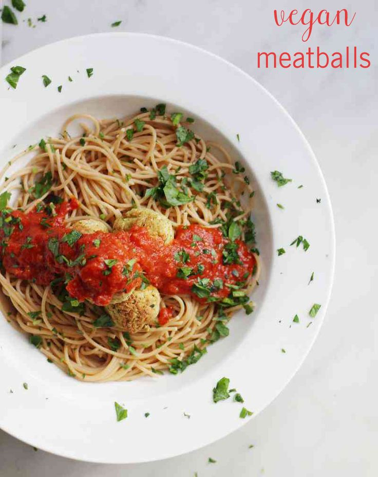 One of the hardest parts of going vegan is finding a good replacement for former favorites. This chef has done it. These vegan meatballs feature perfect texture and flavors and will perfectly suit your favorite pasta recipe.