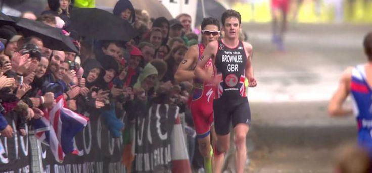 Mocny sprinterski finał - Oglądanie triathlonu może być emocjonujące? Ależ oczywiście! A dowód na video: http://biegi.maratony.net/2016/07/mocny-sprinterski-final/