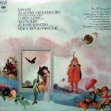 LEONARD BERNSTEIN / Mahler Des Knaben Wunderhorn / Columbia 2-EYE, KS 7395 2LP
