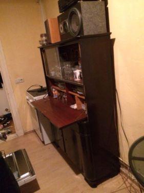 Retro Sekretär für Küche oder Arbeitszimmer. in Berlin - Friedrichshain | Wohnwand gebraucht kaufen | eBay Kleinanzeigen