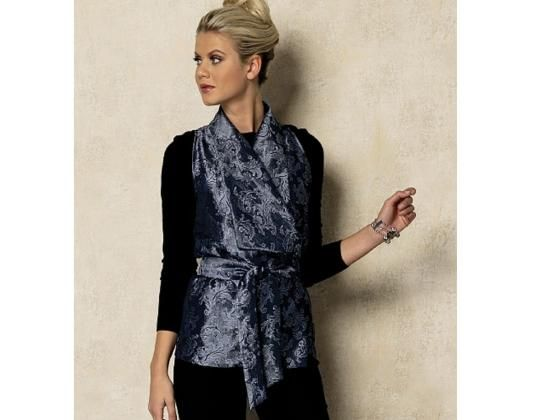 Schnittmuster Vogue 8926 Bluse