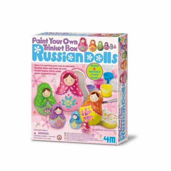 4M Russian Dolls