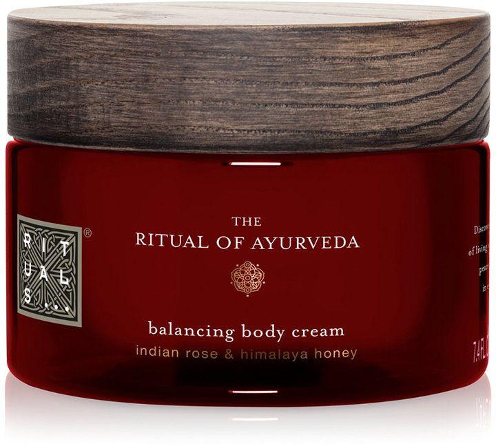 Rituals The Ritual Of Ayurveda Balancing Body Cream 7 4 Oz Reviews Shop All Brands Beauty Macy S Med Bilder Rik