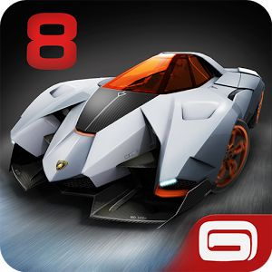 Asphalt 8: Airborne is a racing android game apk. The game developed by Gameloft.