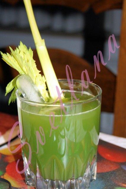 Овощной коктейль.