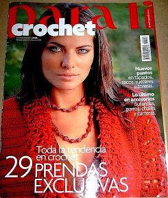 Para Ti Crochet 2006 - Alejandra Tejedora - Picasa Web Albums