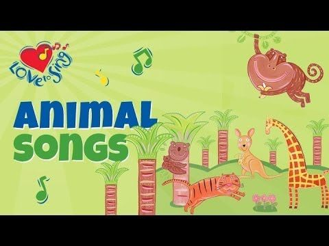 We're Going to the Zoo   Children Love to Sing Kids Animal Songs