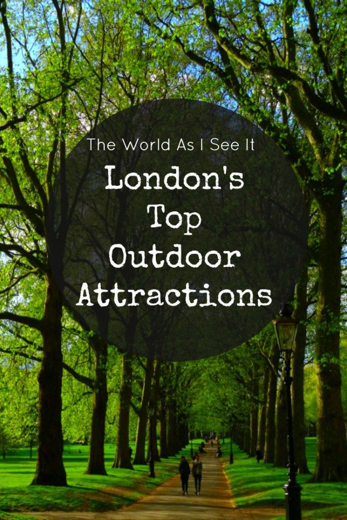 London's Top Outdoor Attractions