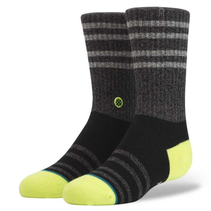 #FashionVault #stance #Boys #Accessories - Check this : Stance Falcon Boys BLK M Boys Socks for $ USD
