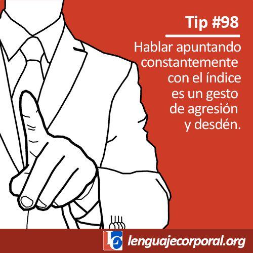 Lenguaje corporal tip98-500