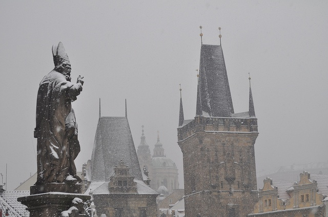 Charles Bridge, Prague (one of my own)