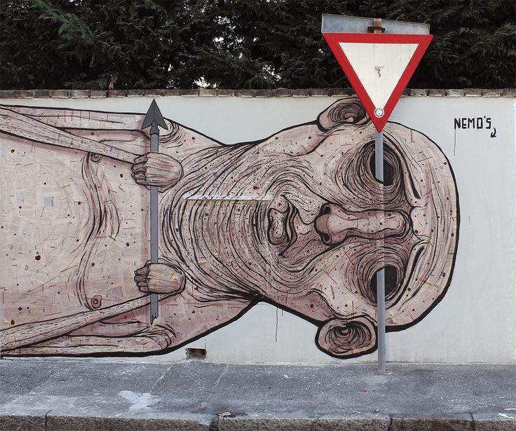 Nemo's|Arte urbano en movimiento