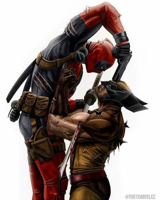 Deadpool and Wolverine                                                                                                                                                                                 More