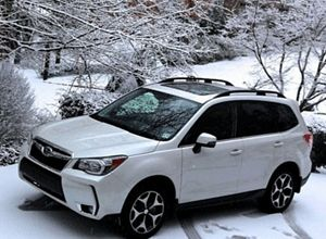 2017 Subaru Forester - Release Date 2017