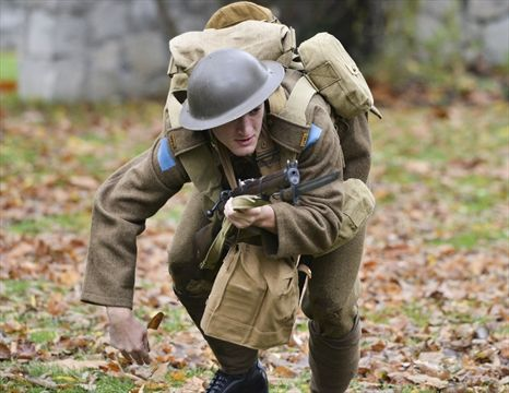 Commemorating the First World War at Ruthven Park