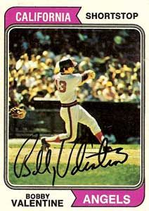 1974 mlb all star game | Bobby Valentine Baseball Stats by Baseball Almanac