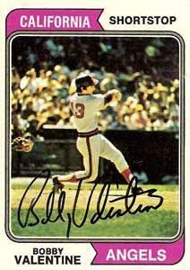 1974 mlb all star game | Bobby Valentine Baseball Stats by Baseball Almanac